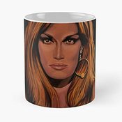 Yolanda Success Cristina Italian Actress Oscar Disc Singer Gigliotti The World Egyptian Of Music Dalida French La Mejor Taza De Café De Cerámica De Mármol Blanco De 11 Oz