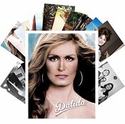 Carte Postale Set 24 Cards Dalida Posters Photos Vintage Magazine Covers French Pop Folk Music