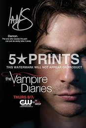 Ian Somerhalder Poster Photo 12x8 Signed Pp The Vampire Diaries Autograph Print Style C By 5 Star Prints