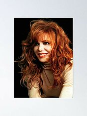Azsteel Mylène Farmer Marguerite Gautier Mylene Farmer 2020 Mylene Mari Poster No Frame Board For Office Decor, Best Gift Father, Mother, Daughter, Son And Your Friends 11.7 * 16.5 Inch