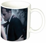 Mastazas Fifty Shades Darker Jamie Dornan Dakota Johnson Tasse Mug
