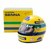 Réplica 1:2 Casco Ayrton Senna 'williams Renault 1994'