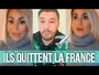 VIDEO : CARLA ET KEVIN QUITTENT LA FRANCE. ILS OFFICIALISENT LEUR DEMENAGEMENT À?